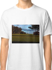 Looking Through the Web Classic T-Shirt