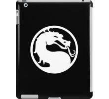White Dragon iPad Case/Skin