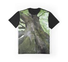 Giant tree of time – Leigh Hill – Surrey Graphic T-Shirt