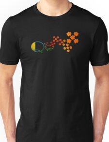 The Name Game - The Letter Q Unisex T-Shirt