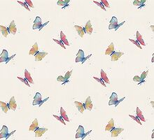 Butterflies by Tracie Andrews