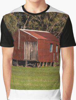 Just Off The Highway Graphic T-Shirt