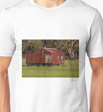 Just Off The Highway Unisex T-Shirt