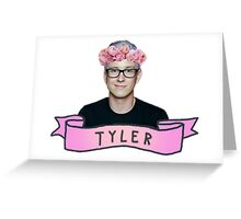 Tyler Oakley  Greeting Card