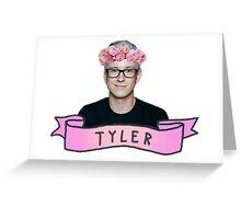 Tyler Oakley  Greeting Card