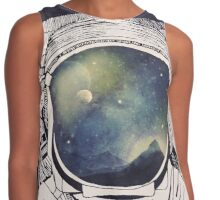 Dreaming Of Space Contrast Tank
