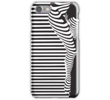 Bar code iPhone Case/Skin