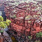 Joffre Gorge - Karijini National Park by Austin Dean