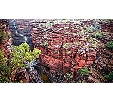 Joffre Gorge - Karijini National Park Photographic Print