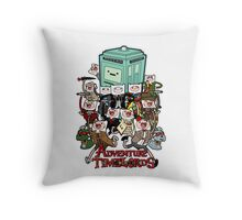 Adventure Time-Lords Throw Pillow