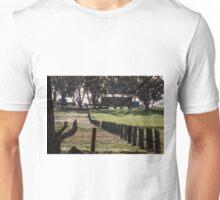 Sunrise Fenceline Unisex T-Shirt