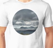 On a hike Unisex T-Shirt