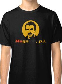 MAGNUM P.I. TV SERIES Classic T-Shirt