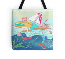All Aboard! Tote Bag