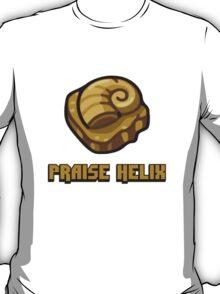 Praise Helix Fossil T-Shirt Twitch Plays Pokemon T-Shirt