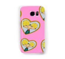 Hey Arnold locket Samsung Galaxy Case/Skin