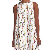 love A-Line Dress