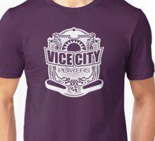 Vice City Players - White Unisex T-Shirt