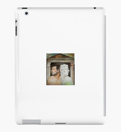 Greek Soldier iPad Case/Skin