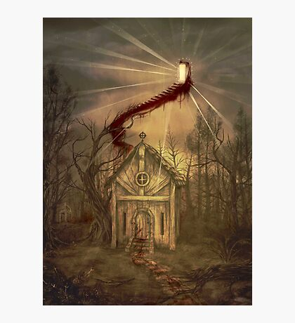 House Of Dreams Photographic Print