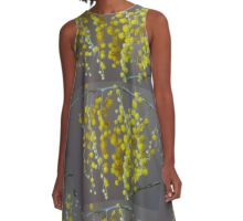 wattle ...  A-Line Dress