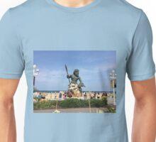Neptune Monument Unisex T-Shirt