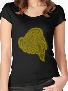 Whiterun Horse Women's Fitted Scoop T-Shirt