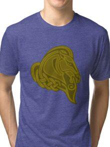 Whiterun Horse Tri-blend T-Shirt