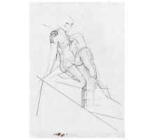 The Eternal Idol ( Homage Rodin ) Photographic Print