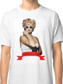 Carly Marshall - Jessica Lange Classic T-Shirt