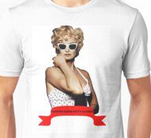 Carly Marshall - Jessica Lange Unisex T-Shirt