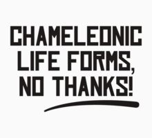 Chameleonic life forms - Light Kids Clothes
