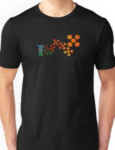 The Name Game - The Letter T Unisex T-Shirt
