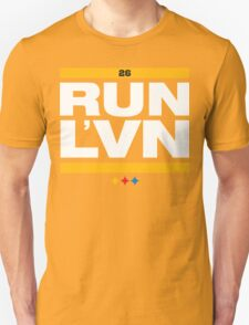 RUN Le'VEON, RUN Unisex T-Shirt