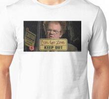 dr steve brule cool guy zone Unisex T-Shirt