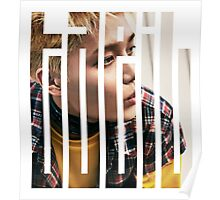 taeil nct 127 Poster