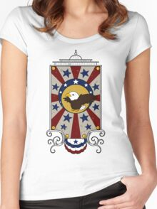 Independence Women's Fitted Scoop T-Shirt