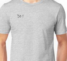 Logic '301' Number Unisex T-Shirt