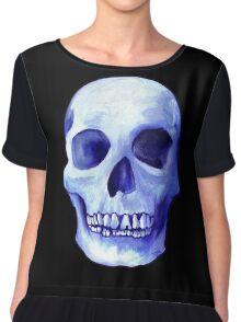 Bones IX Chiffon Top