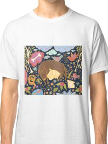 Forest Slumber Classic T-Shirt