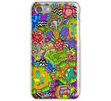 Hypercolour Wonderland! iPhone Case/Skin