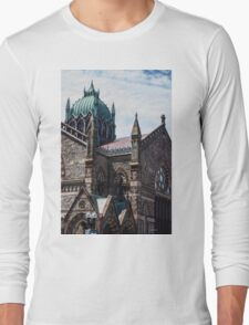A Boston View Long Sleeve T-Shirt