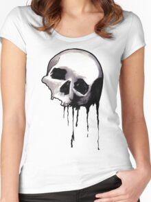 Bones VIII Women's Fitted Scoop T-Shirt