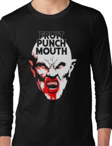 Fruit Punch Mouth Long Sleeve T-Shirt