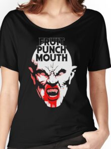 Fruit Punch Mouth Women's Relaxed Fit T-Shirt