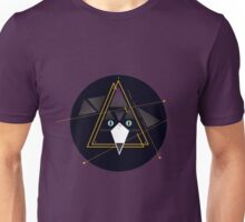 Mr Pippin, the abstract cat Unisex T-Shirt