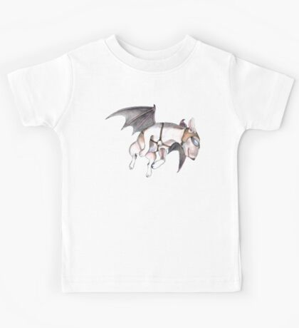 If Pigs Could Fly  Kids Tee