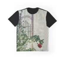 Rose Trellis  Graphic T-Shirt