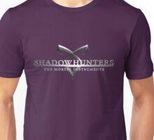 Shadowhunters logo Unisex T-Shirt
