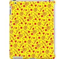 90s pattern iPad Case/Skin